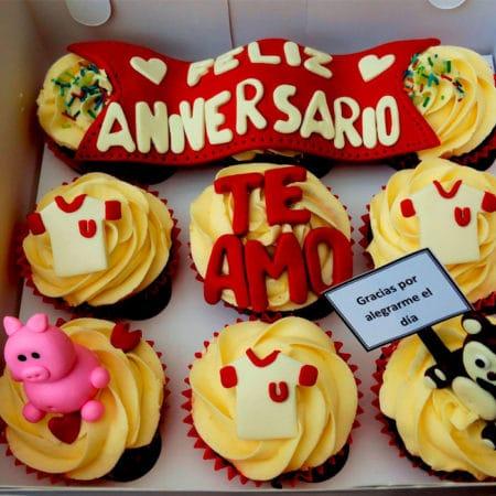 Cupcakes-Aniversario-Amor