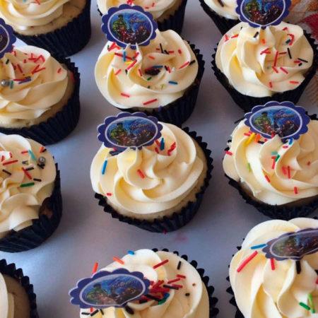 Cupcakes-Avengers