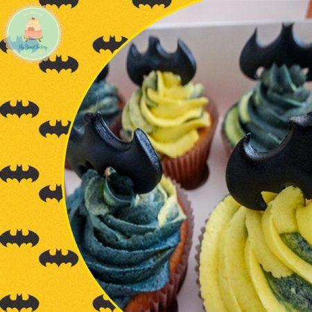 Cupcakes-Batman