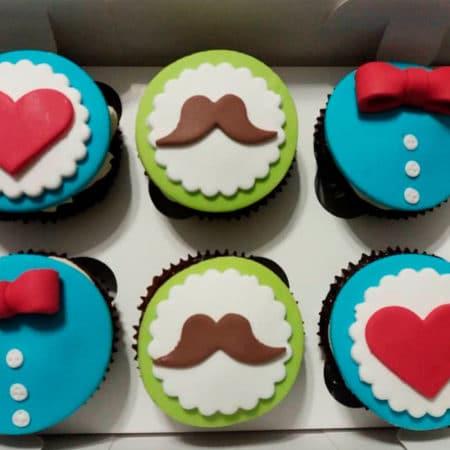 Cupcakes-Bigote-Camisa