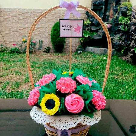 Cupcakes-Canasta-Dia-de-la-Madre