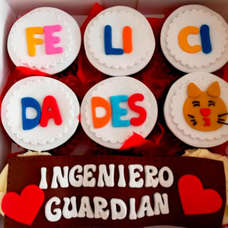 Cupcakes-Celebracion