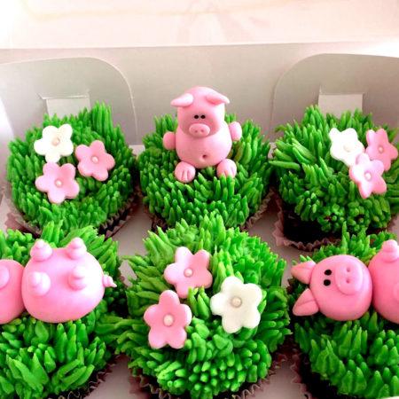 Cupcakes-Chanchos