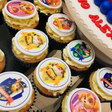 Cupcakes-Paw-Patrol