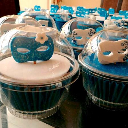 Cupcakes Quinceañero