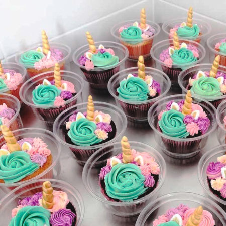 Cupcakes-Unicornio