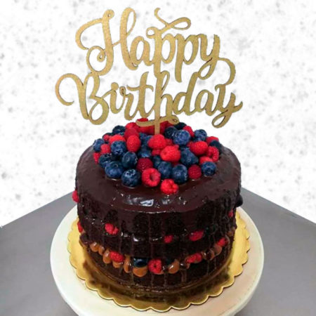 Torta-Chocolate-Berries