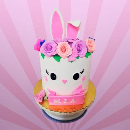 Torta-Conejo