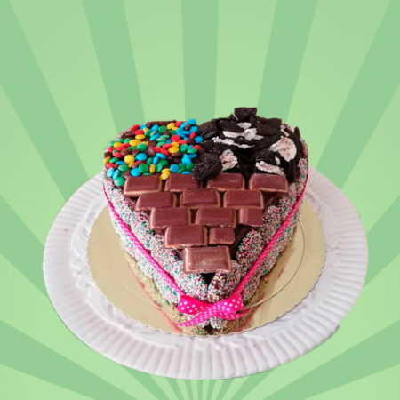 Torta-Corazon.Dulces