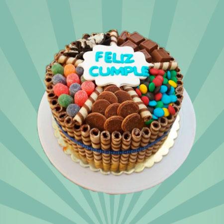 Torta-Cumple-Dulces