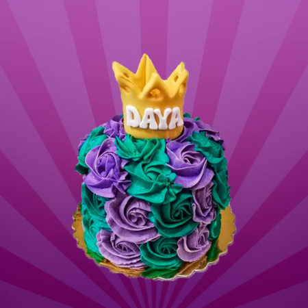 Torta-Flores-Frosting
