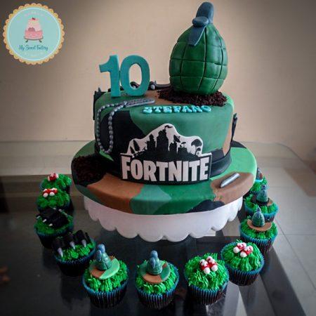Torta_Granada_Fortnite
