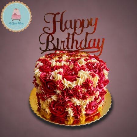Torta-Frosting-Rojo-Blanco