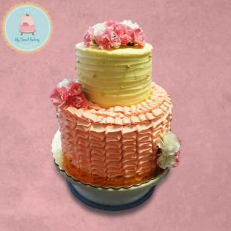 Torta-Frosting-Rosas
