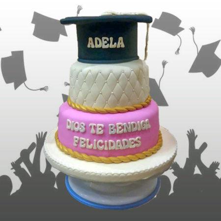 Torta-Graduacion-Mujer-birrete