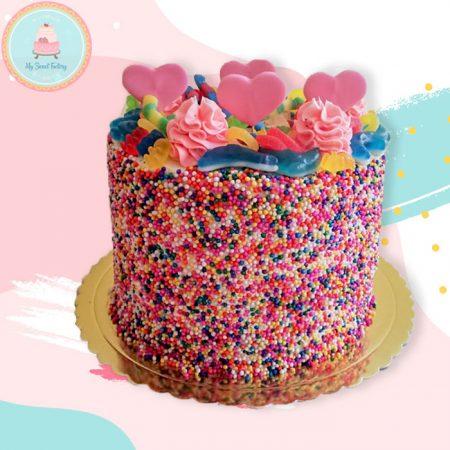 Torta-Grajeas