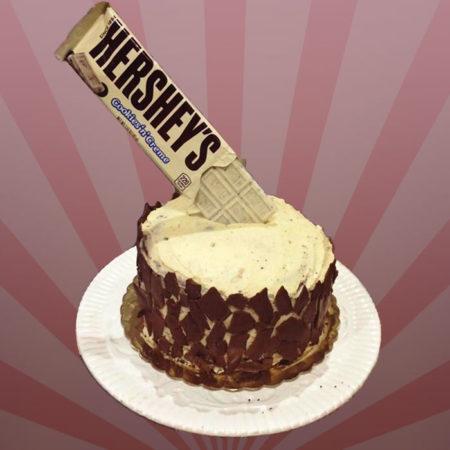 Torta-Hershey-Chocolate