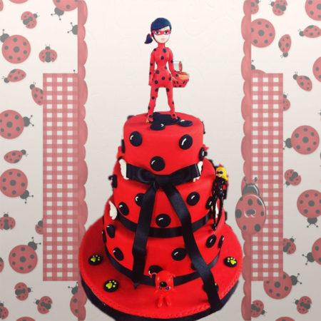 Torta-Lady-Bug