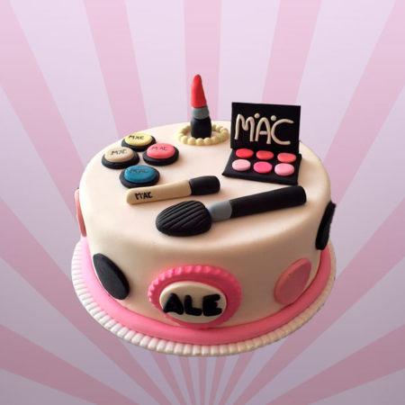 Torta-Maquillaje-Mac