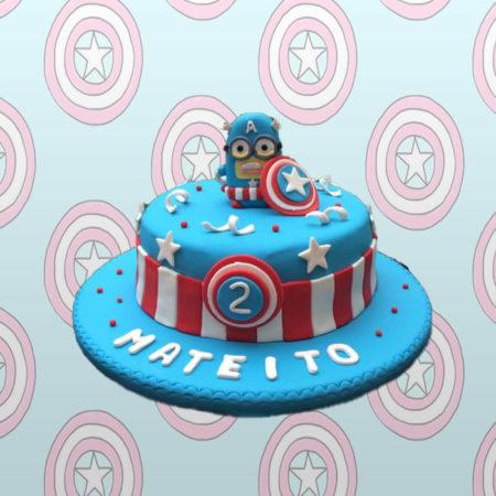 Torta-Marvel-MInions