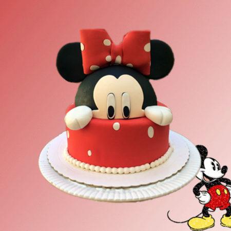 Torta-Mickey-Minie