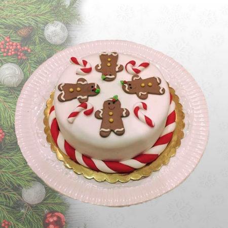 Torta-Navidad