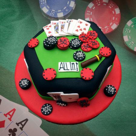 Torta-Poker