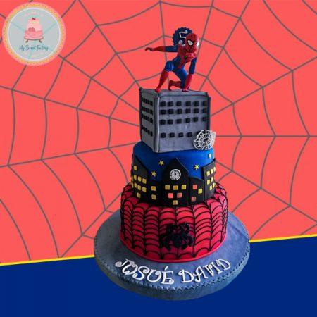 Torta_Spiderman