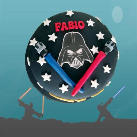 Torta-Star-Wars