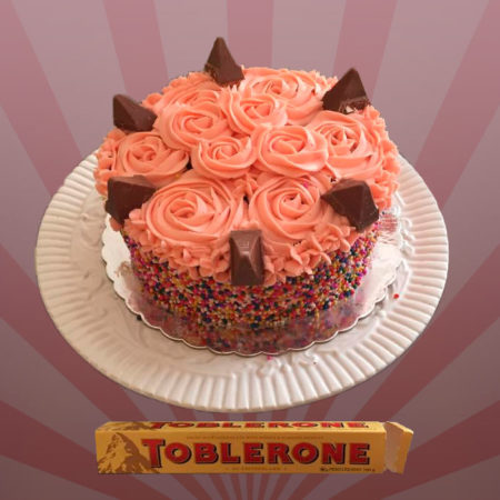 Torta-Toblerone