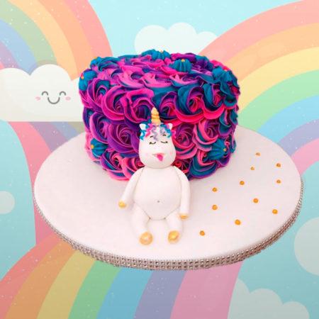 Torta-Unicornio-Dormido