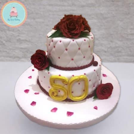 Torta Celebración 50 Años