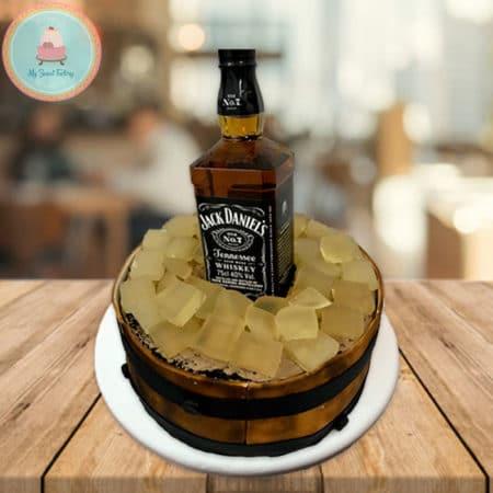 Torta Jack Daniels